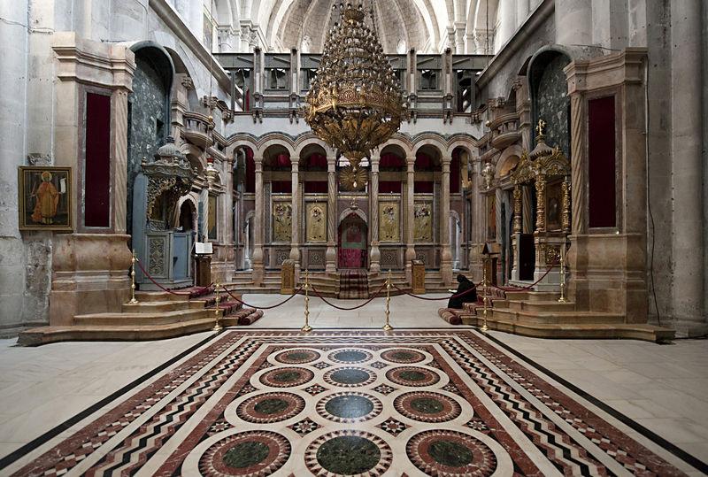 Экскурсии | Храм Гроба Господня
