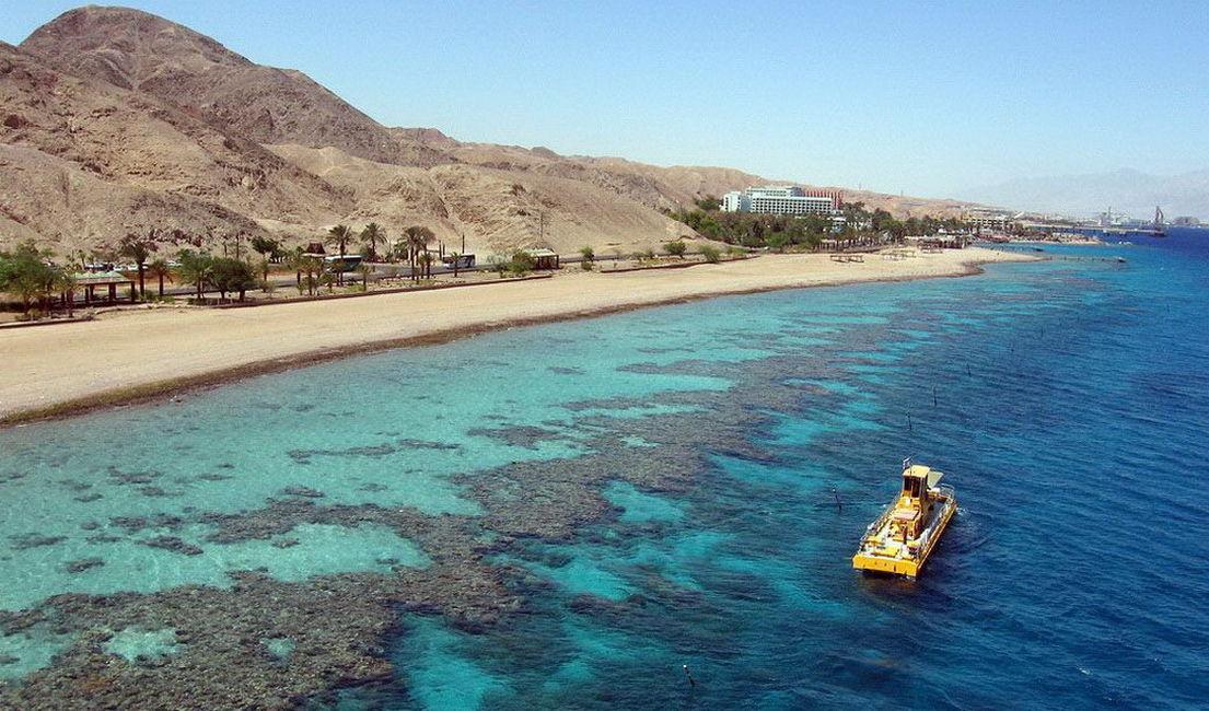 Фото отдыха в Израиле на море 2