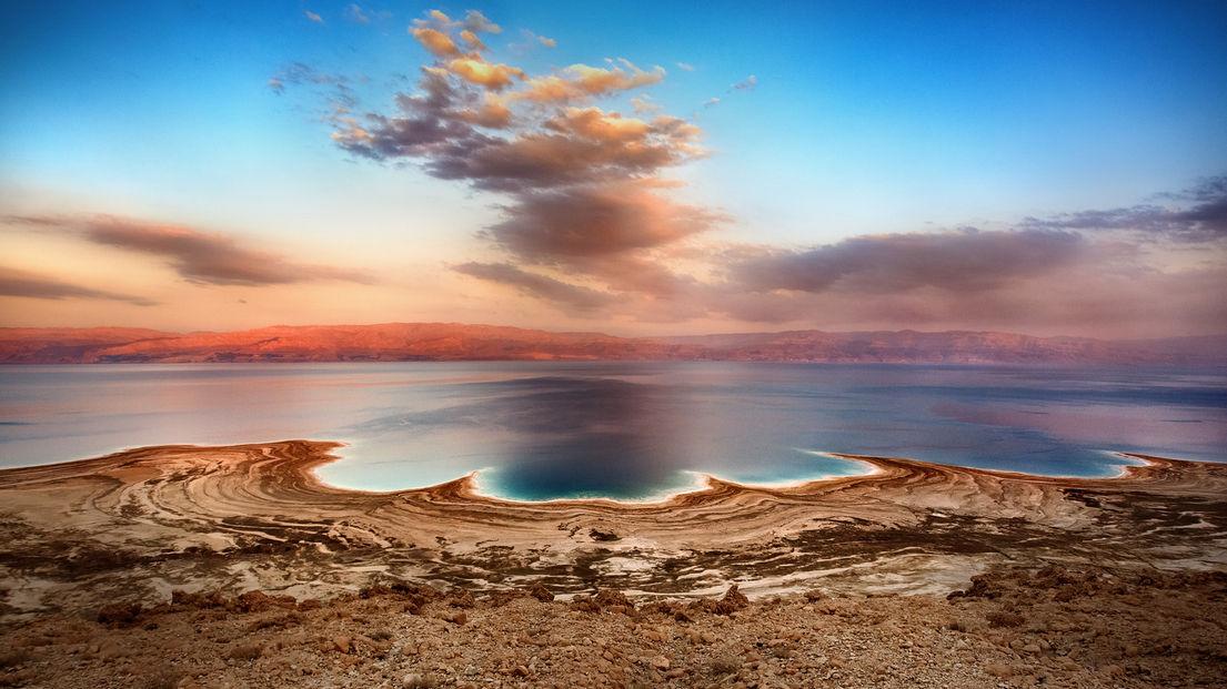 Фото отдыха в Израиле на Мертвом море 1