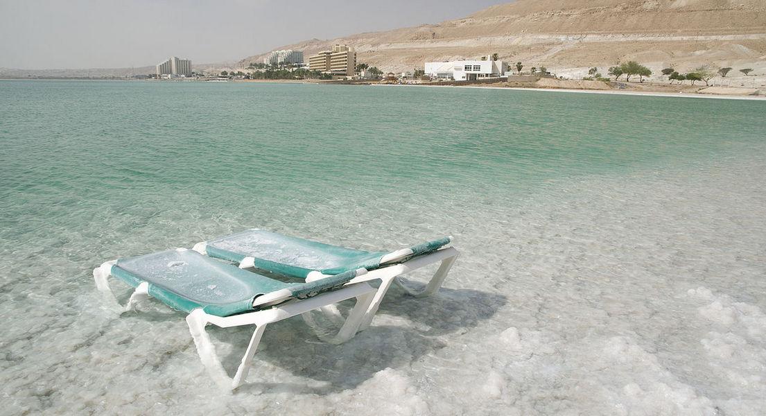 Фото отдыха в Израиле на Мертвом море 2