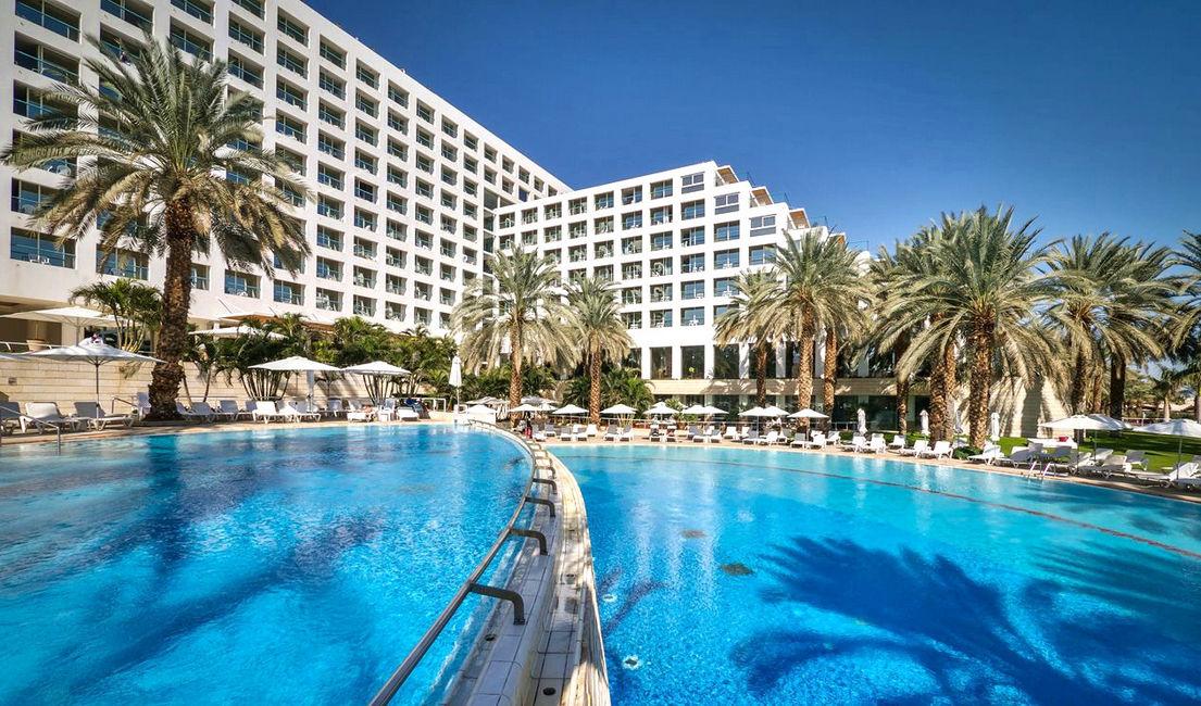 Фото отелей у Мертвого моря в Израиле 1