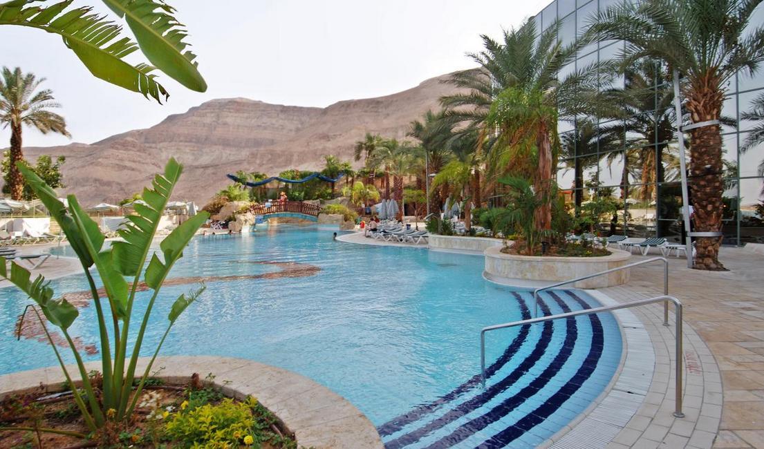 Фото отелей у Мертвого моря в Израиле 2