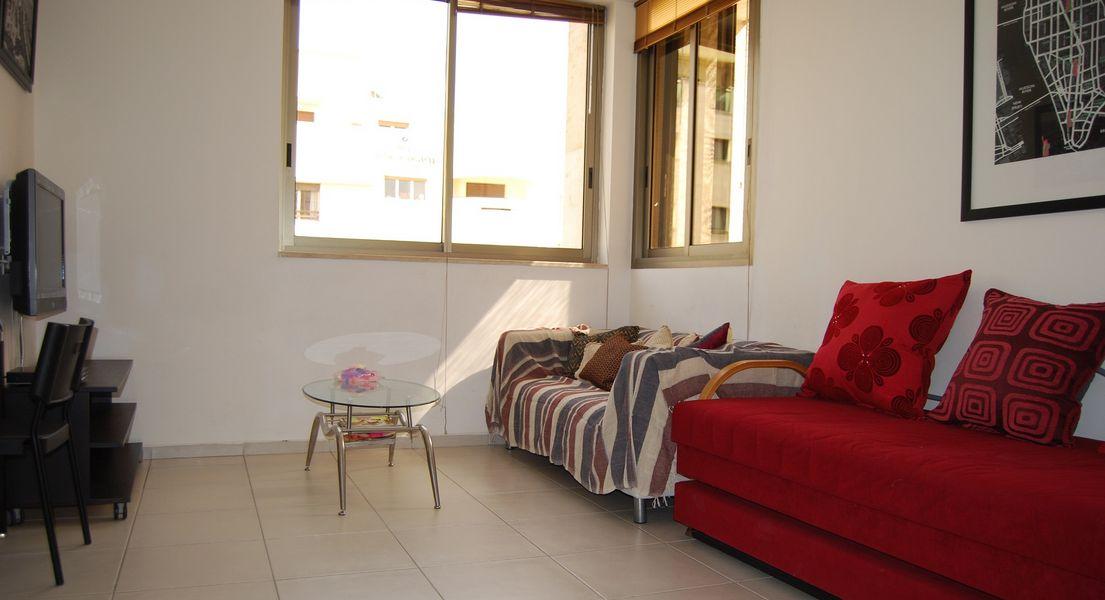 Фото съемной квартиры в Тель-Авиве 1