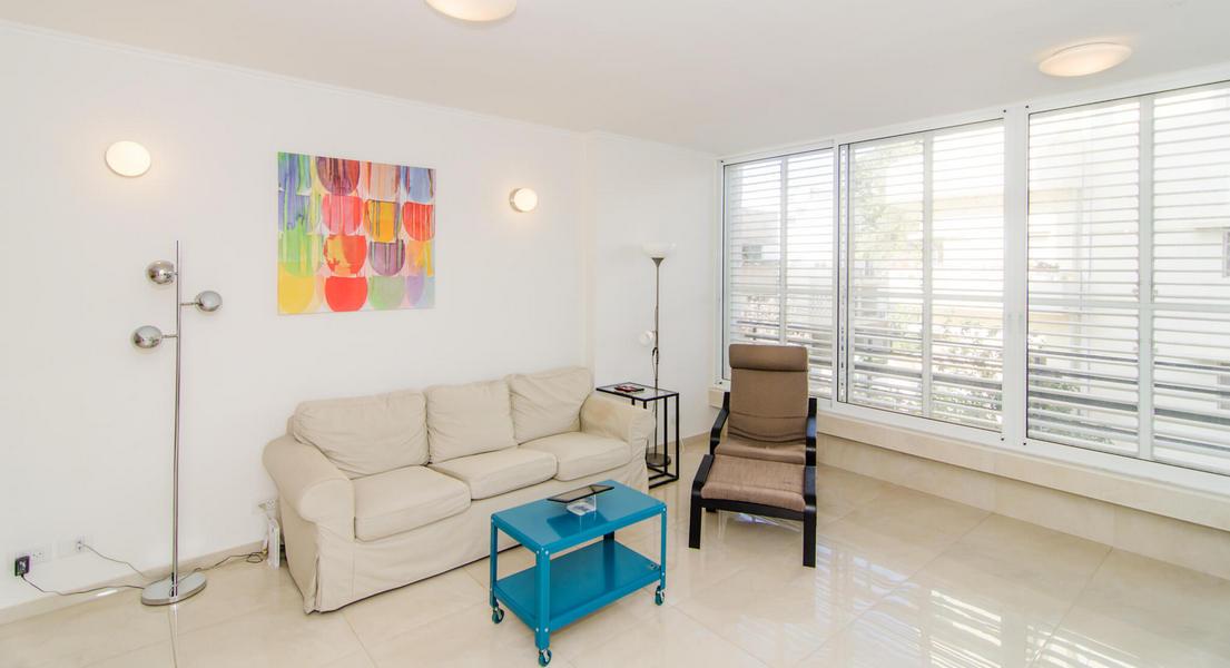 Фото съемной квартиры в Тель-Авиве 2