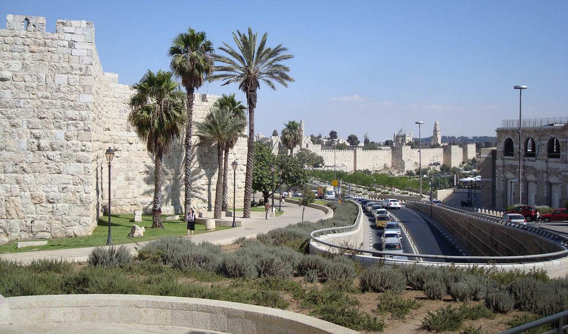 Фото тура в Иерусалим из Москвы 1