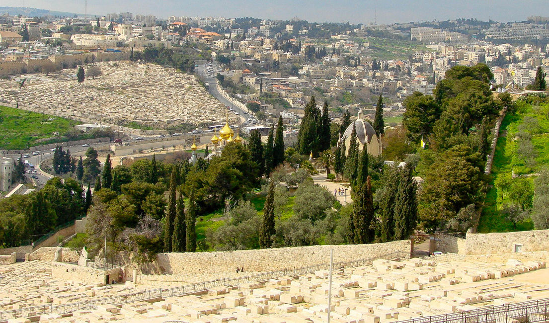Фото тура в Иерусалим из Москвы 2