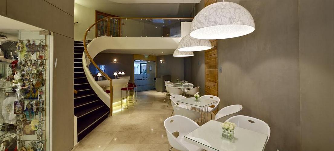 Фото отеля Метрополитен Тель-Авив Израиль 1
