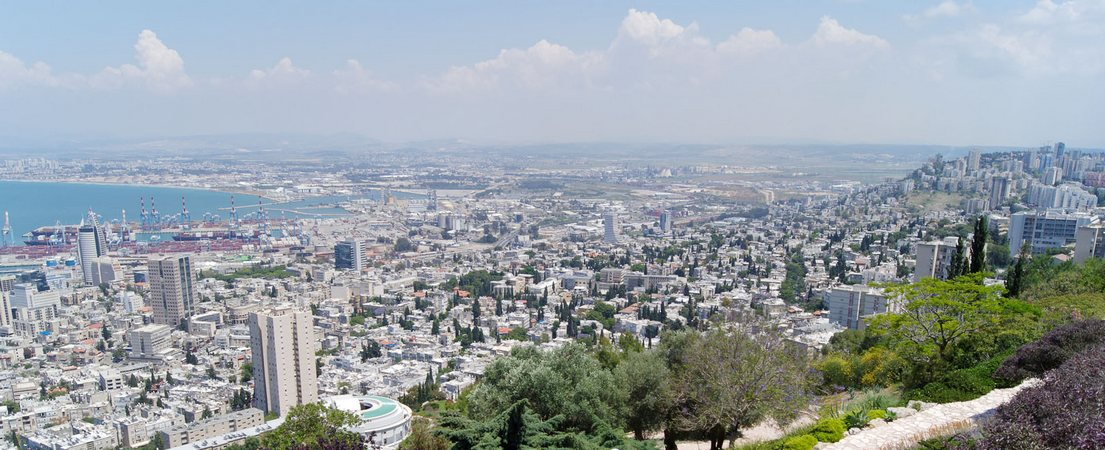 Фото отдыха в Хайфе Израиль 2