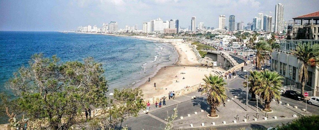 Фото отдыха в Тель-Авиве Израиль 2